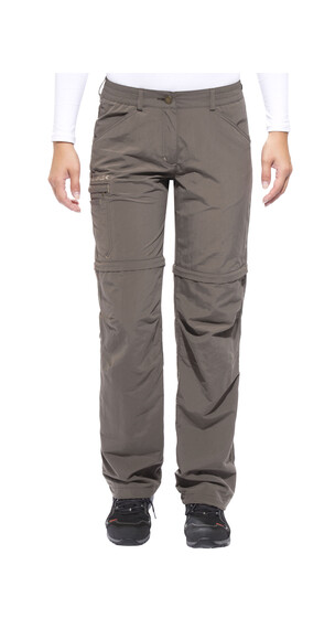 VAUDE Farley IV ZO Pants Women fir green